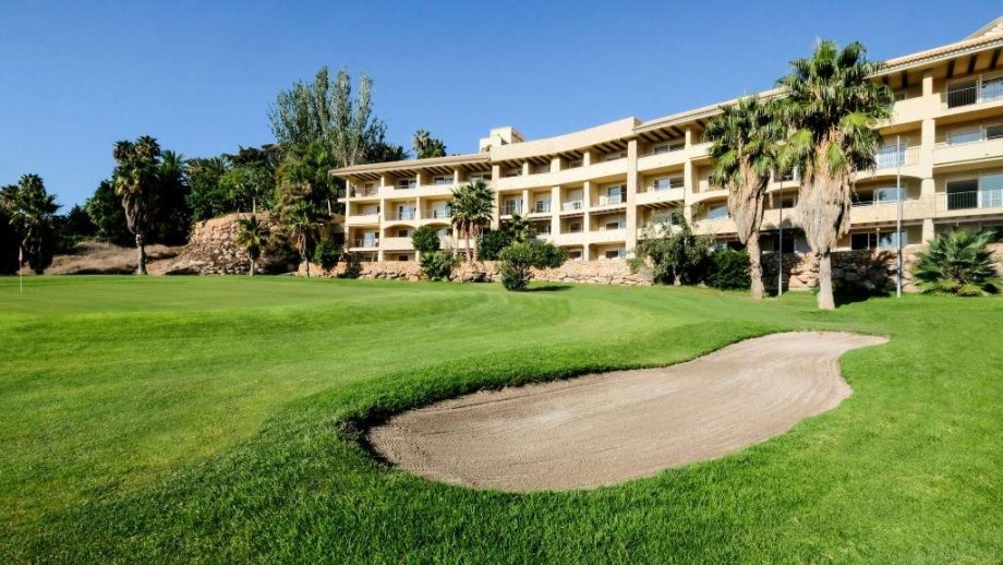 ENVIA ALMERIA APARTMENTS SPA & GOLF