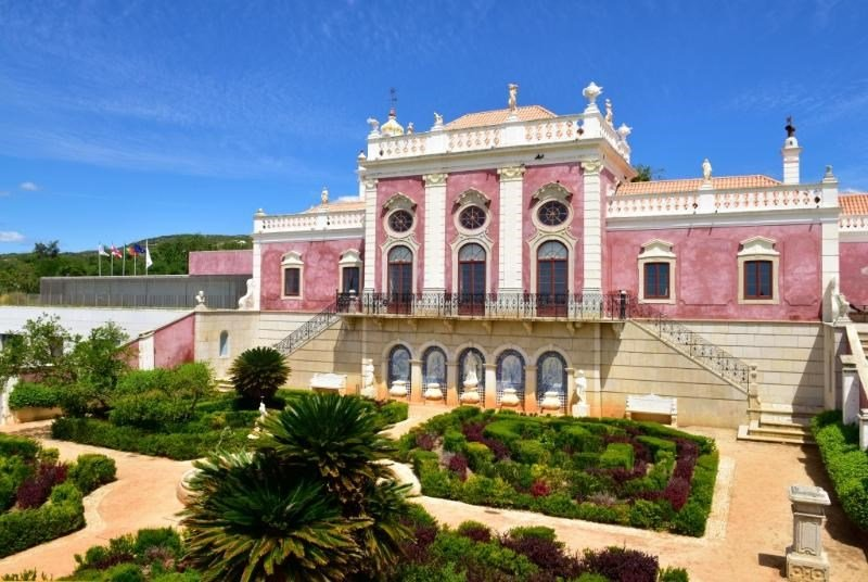 POUSADA PALACIO DE ESTOI - SMALL LUXURY HOTEL