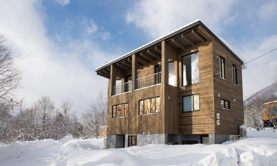 Niseko Accommodation Chalet Luma 1