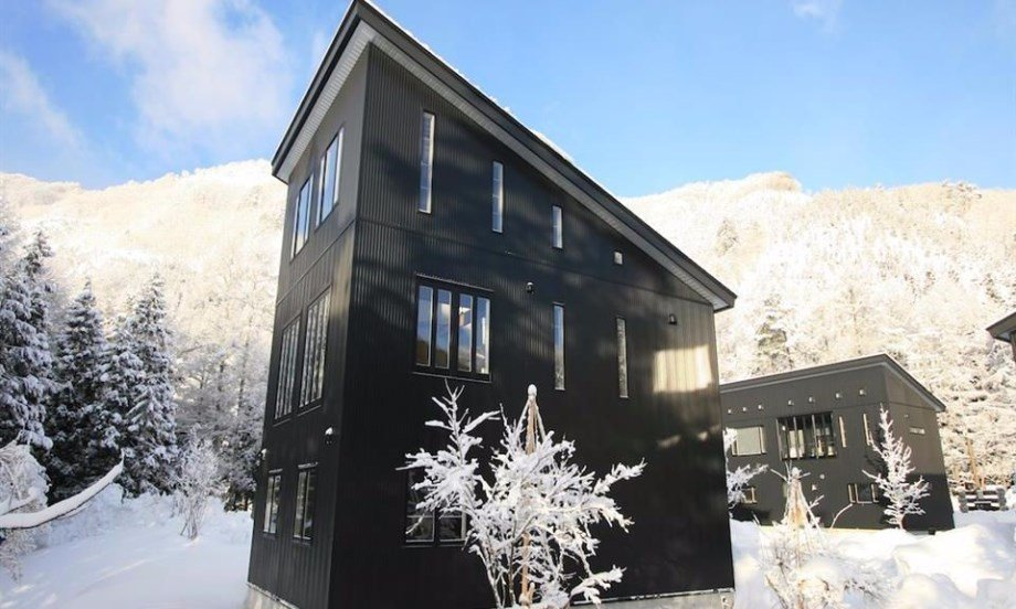 Hakuba Accommodation Powder suites 2