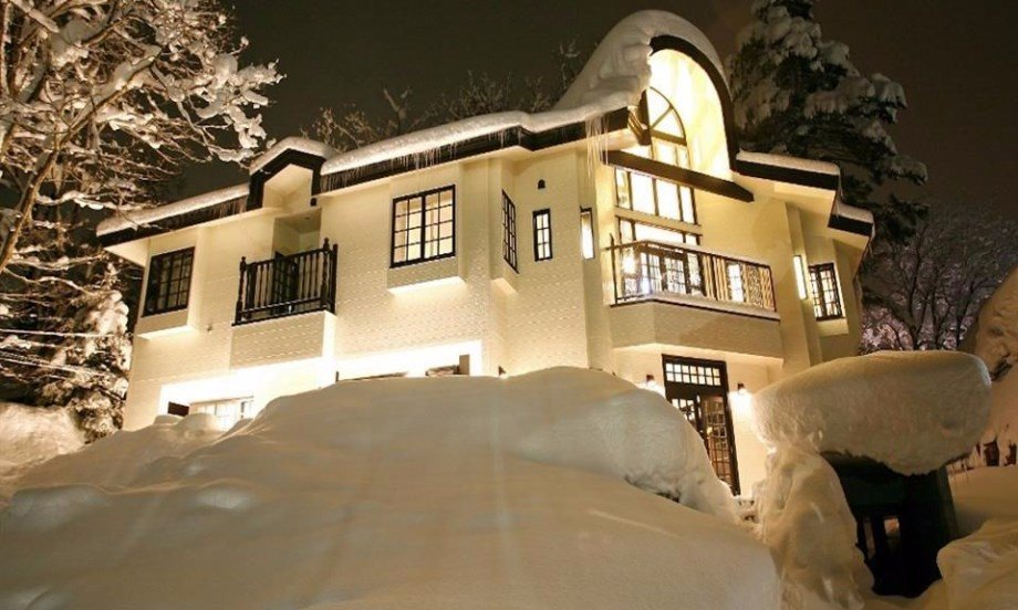 Hakuba Mountain Lodge 1