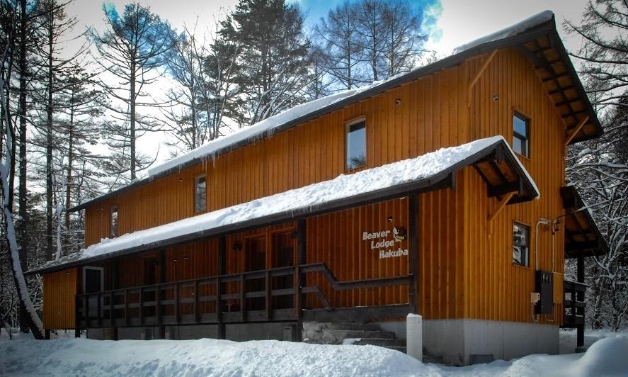 Hakuba Accommodation Beaver Lodge 1