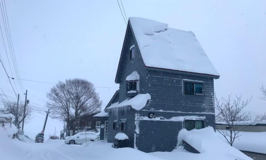 Sunnsnow Tall House Hakuba Accommodation 1