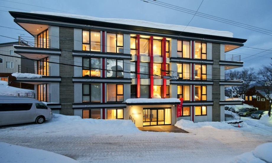 Niseko Accommodation Akazora 2 External