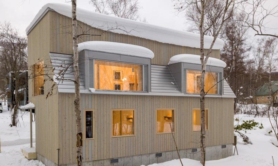 Niseko Accommodation Chalet W 1