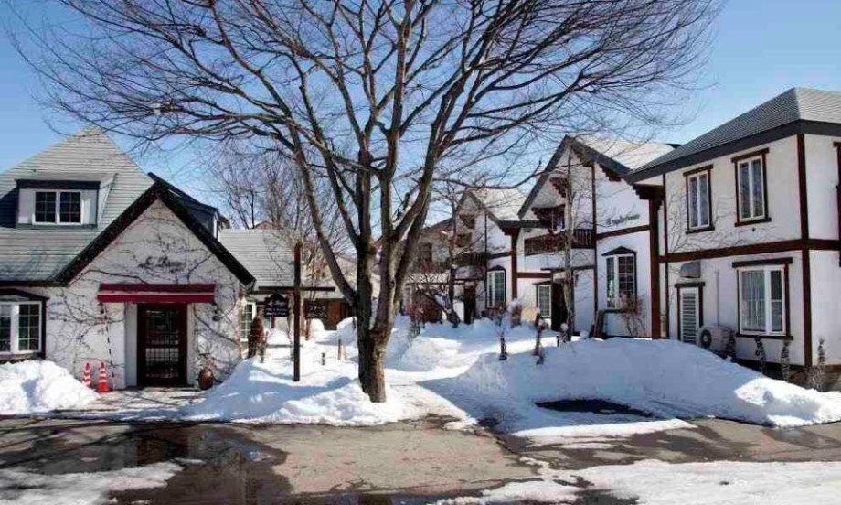Hakuba Accommodation Le Bocage 1