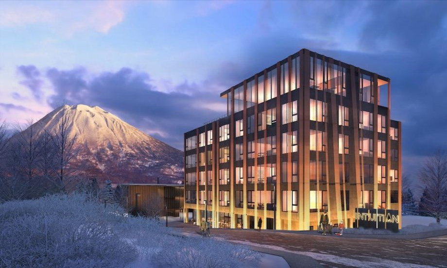 Niseko Accommodation Intuition 1 -Exterior