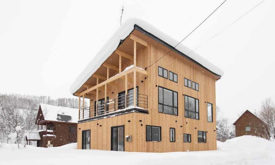 Niseko Accommodation Chalets at Country Resort 12