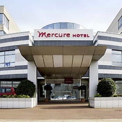 Mercure Paris Massy Gare TGV (Privilege)