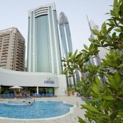 Towers Rotana Dubai (Classic/ Room Only)