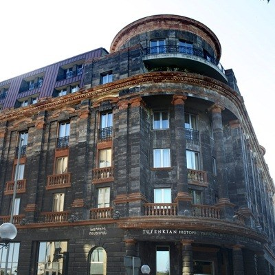 Tufenkian Historic Yerevan Hotel (Executive Suite)