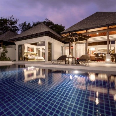 The Pavilions Phuket (Ocean View Pool Villa)