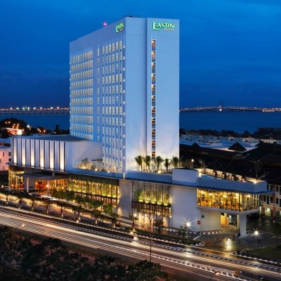 Eastin Hotel Penang (Deluxe Seaview)