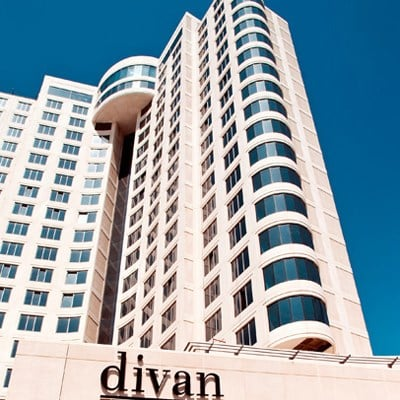 Divan Istanbul Asia (Deluxe/ Room Only/ 40km from Istanbul)