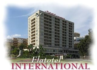 Aptos. First Flatotel Internacional