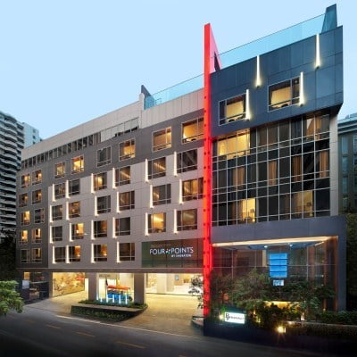 Four Points by Sheraton Bangkok Sukhumvit 15 (Comfort/ Room Only/ Asian & Middle East Market)