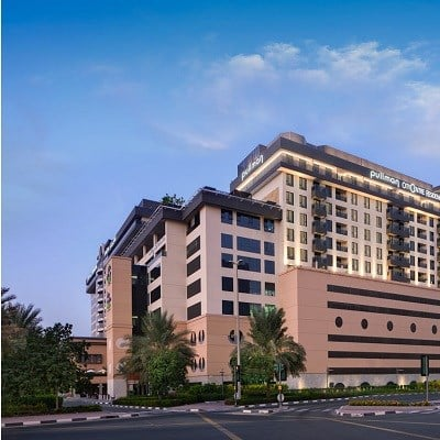 Pullman Dubai City Centre Residences (1-Bedroom Apartment/ Room Only)