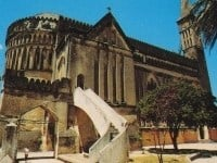 Anglican Cathedral and Slave Market