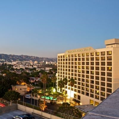 Beverly Hills Marriott (Room Only)