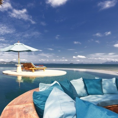 The Naka Island, a Luxury Collection Resort & Spa, Phuket (Seaview Pool Villa)