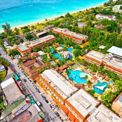 Phuket Orchid Resort & Spa (Deluxe/ Asian & Middle East Market)