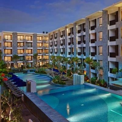 Courtyard by Marriott Bali Seminyak (Deluxe Pool View)