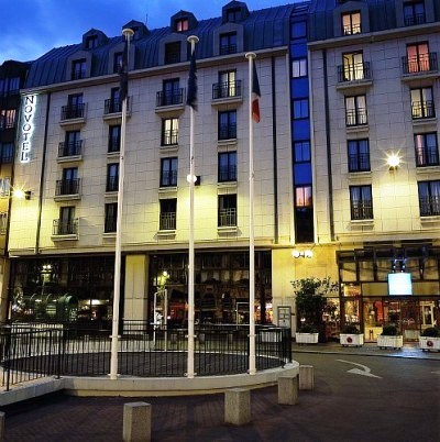 Novotel Paris Les Halles (Non-Refundable)