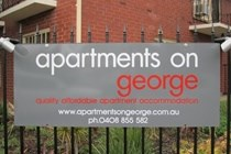 Apartments on George