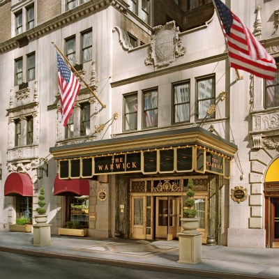 Warwick New York (Classic Suite/ Room Only)