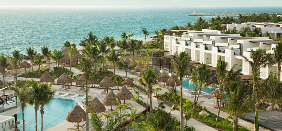 Finest Playa Mujeres -junior Suite Spa Pool View-