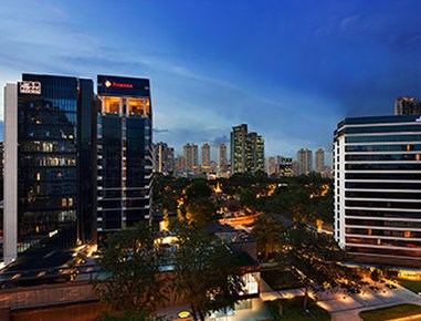 Ramada Hotel Singapore at Zhongshan Park