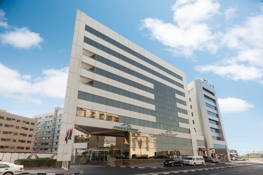 HOWARD JOHNSON HOTEL BUR DUBAI