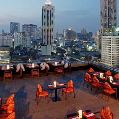 Centara Watergate Pavillion Hotel Bangkok (Deluxe/ Room Only)