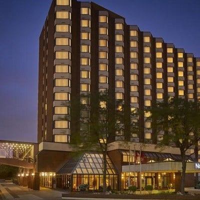 Novotel Toronto Mississauga Centre (Room Only/ 20km from Toronto)