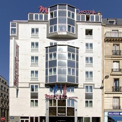 Mercure Paris Austerlitz Bibliotheque