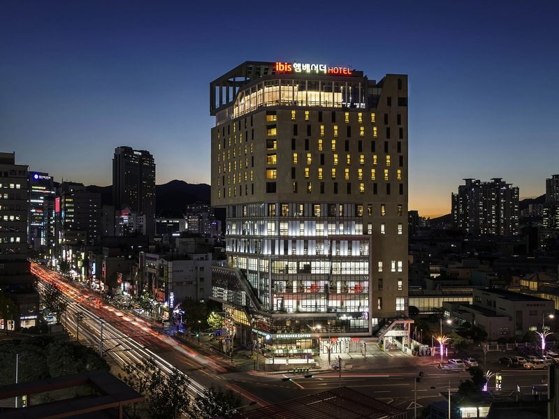 Ibis Ambassador Busan City Center