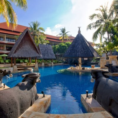 Ramada Resort Benoa Bali (Superior Garden View)