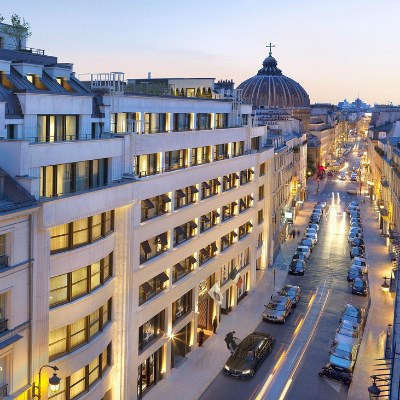 Mandarin Oriental Paris (Superior Suite)