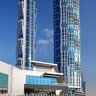 JW Marriott Marquis Hotel (Executive)