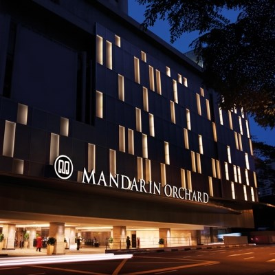 Mandarin Orchard Singapore (Deluxe)