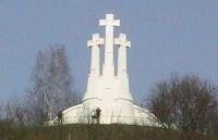 Hill of the Three Crosses