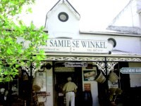 Oom Samie se Winkel (Uncle Sam's shop)