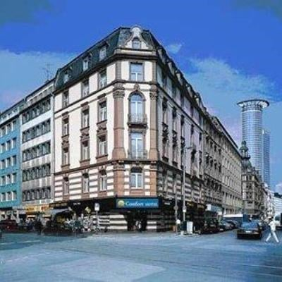 Comfort Hotel Frankfurt City Center (Room Only/ Non-Refundable)