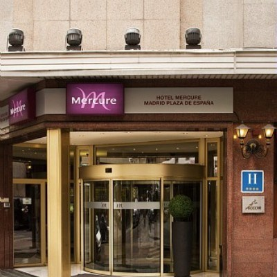 Mercure Madrid Plaza de Espana (Superior/ Minimum 3 Nights)