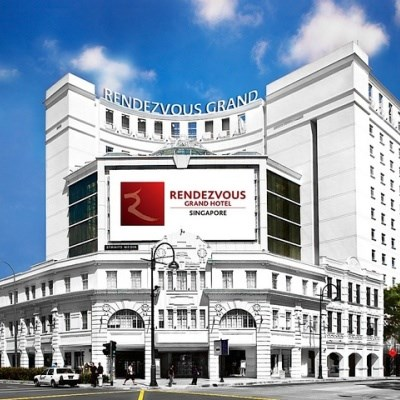 Rendezvous Grand Hotel Singapore (Superior/ Room Only)