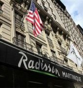 RADISSON MARTINIQUE ON BROADWAY