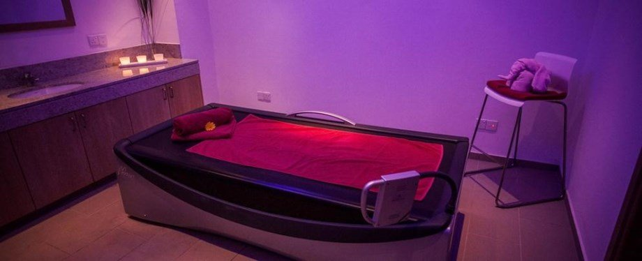 St.Raphael Resort-Serenity Spa Medy Jet Water jet massage bed
