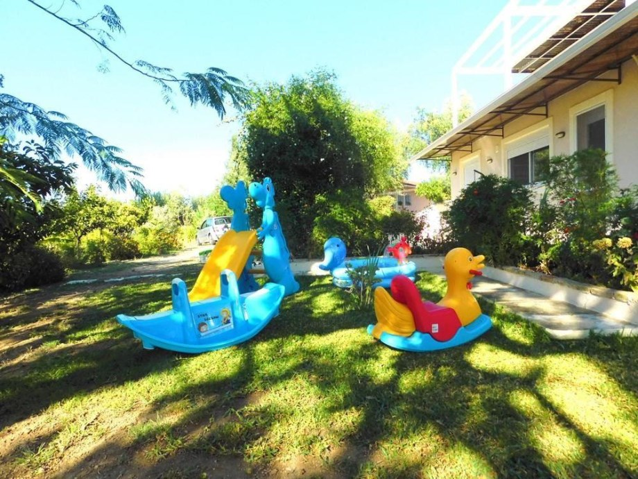 House With 2 Bedrooms In Corfu, With Wonderful Lake View, Enclosed Garden And Wifi - 500 M From The