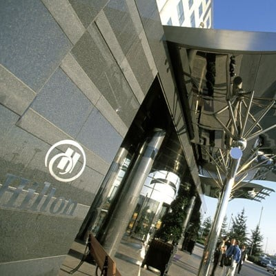 Hilton Paris Charles de Gaulle Airport (Executive)