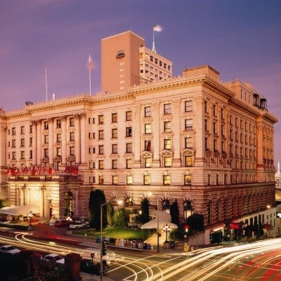 Fairmont San Francisco (Deluxe/ Room Only)